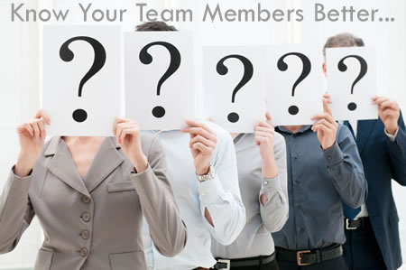 Know your team members better 450x299