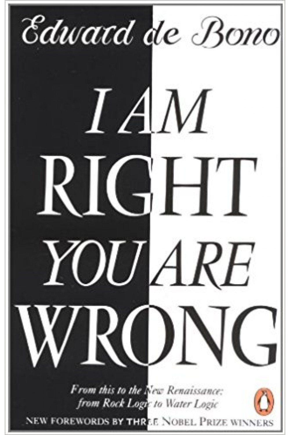 I am right you are wrong
